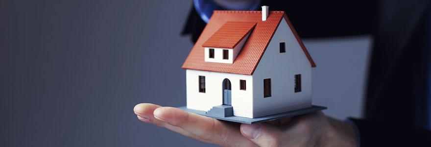 Vente des biens immobiliers
