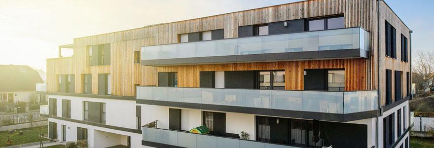 appartement neuf en Gironde